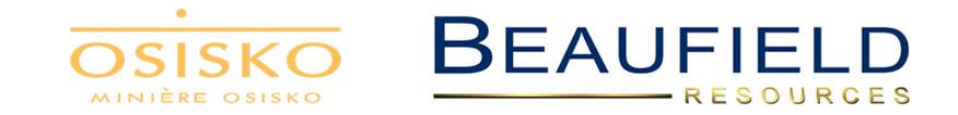 Beaufield and Osisko Logo FR