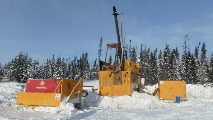 CANADA'S BIGGEST DRILLING PROGRAM OUR PASSION FOR EXPLORATION AND THE ENVIRONMENT